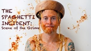 The Spaghetti Incident: Photo Shoot with Rawtographer & Eco Vegan Gal