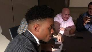 Errol Spence Jr REVEALS who he wants to fight more Pacquiao or Crawford - esnews boxing