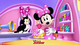 Minnies sløjfebutik: Pom Pommerne - Disney Junior Danmark