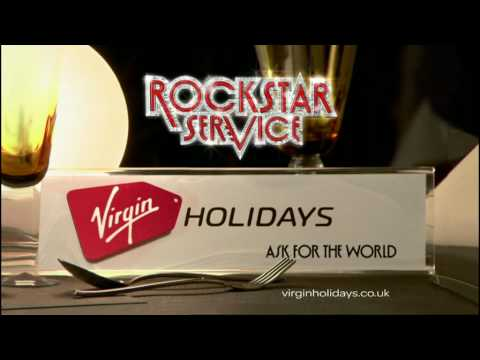 """""""Radio Freq!"""" Virgin Airlines 60 sec Advert.. Where You Been?"""