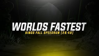 Destiny - Fastest Kings Fall Completion Speedrun [28:48]