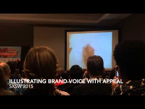 Illustrating Brand Voice with Appeal