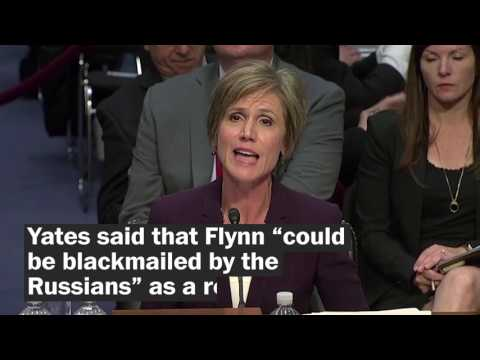 Thumbnail: Sally Yates's Senate testimony, in three minutes