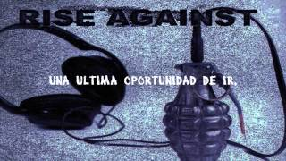 Rise Against, Last Chance Blueprint SUBT/ESP