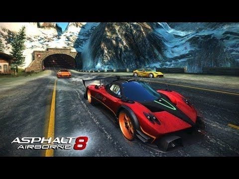 Asphalt 8 (Асфальт 8) - игра на PC (Windows 8)
