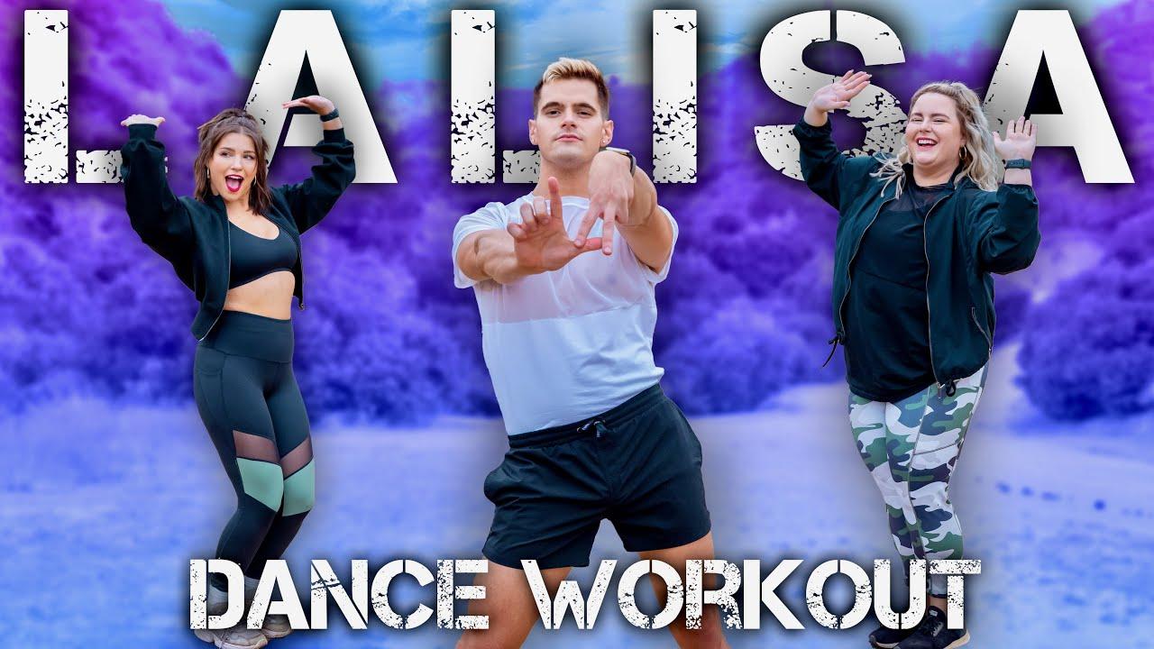 LISA - LALISA   Caleb Marshall   Dance Workout