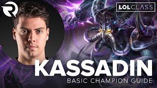 Kassadin Mid Guide by OG xPeke - Season 5 | League of Legends