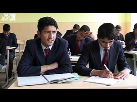 Students Excel at Gülen's Afghan-Turk School