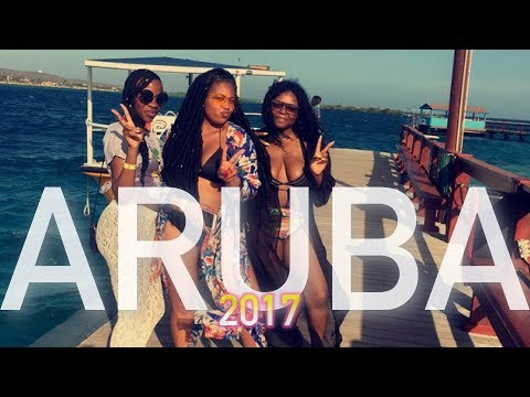 ARUBA 2017 | WE ALMOST DIED !