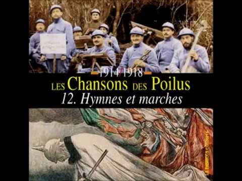 Les Chansons des Poilus 1914 1918