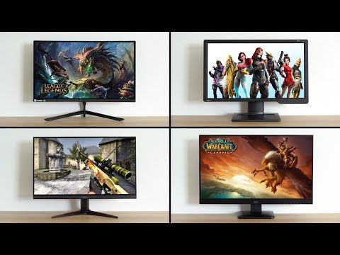Dell Vs BenQ Vs Acer Vs Sceptre - Best Gaming Monitor Under $200?