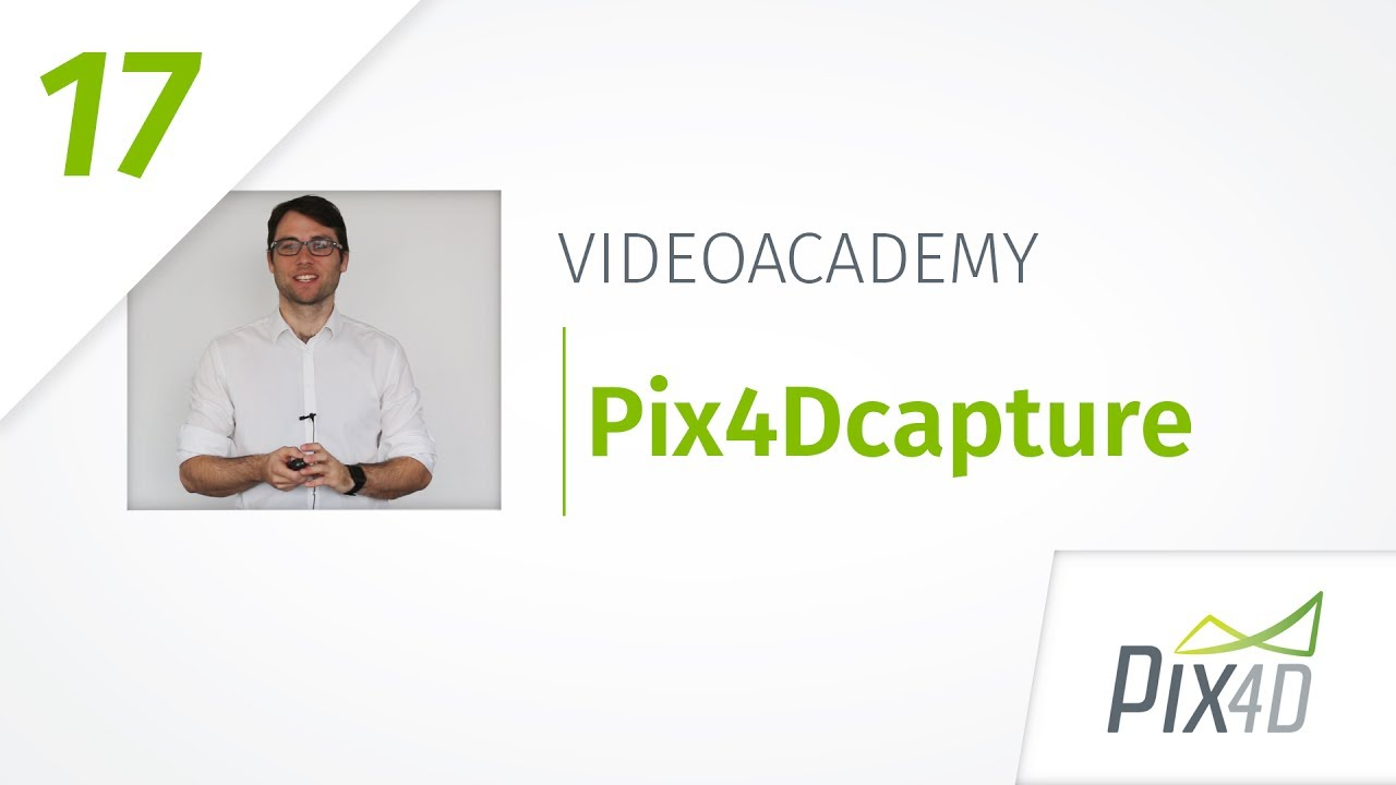 Getting started with the Pix4Dcapture app - Pix4Dmapper Video Tutorial 17
