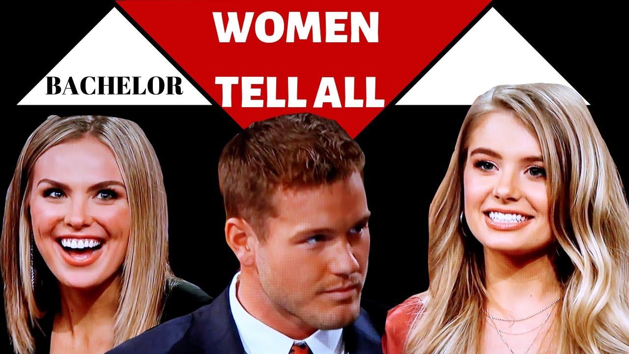 Download BEST Recap: Women Tell All - Bachelor Colton