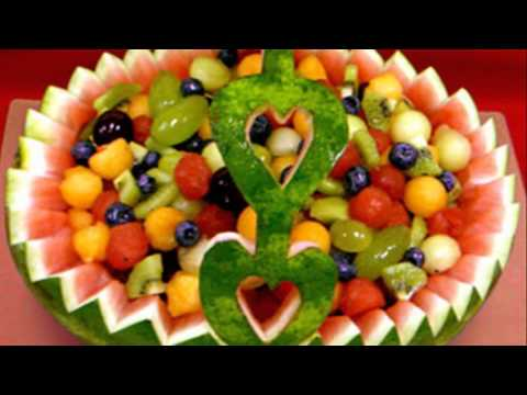 Watermelon Decoration Youtube