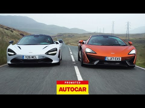 Promoted: How the McLaren 720S earned its five-star Autocar award
