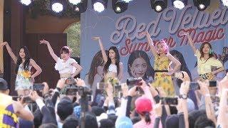 180812 레드벨벳(Red Velvet) - Power Up (파워업) [캐리비안베이팬사인회] 4K 직캠 by 비몽