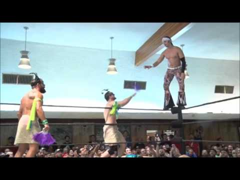 PWG: The Most Flamboyant Wrestling Match in History!!