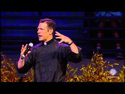 Father Mike Schmitz - Saturday Morning General Session - Steubenville San Diego 2014