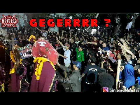 PENONTON GEGER!!! RAMPOKAN DEVIL'S CREW LIVE MBASONGAN !