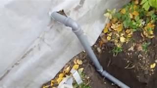 сливная яма своими руками