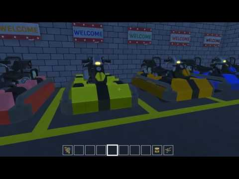 Go Kart Track!  Scrap Mechanic Town  EP 151 World Download