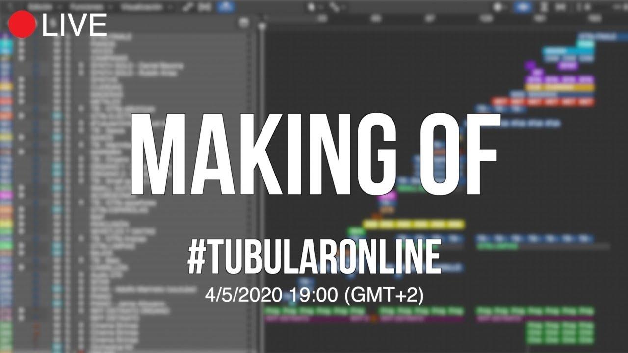 MAKING OF - #TubularOnline | Pablo Abarca