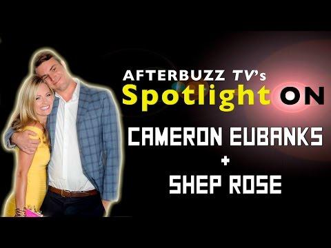 Cameran Eubanks and Shep Rose Interview | AfterBuzz Tv's Spotlight On