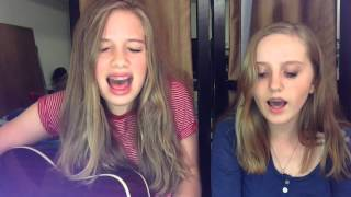Somebody to You by The Vamps (Cover by Cate and Aimee)