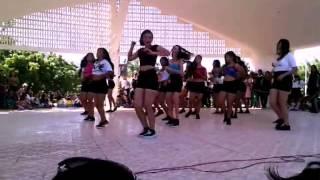 Baile moderno preparatoria UAS san blas 2015