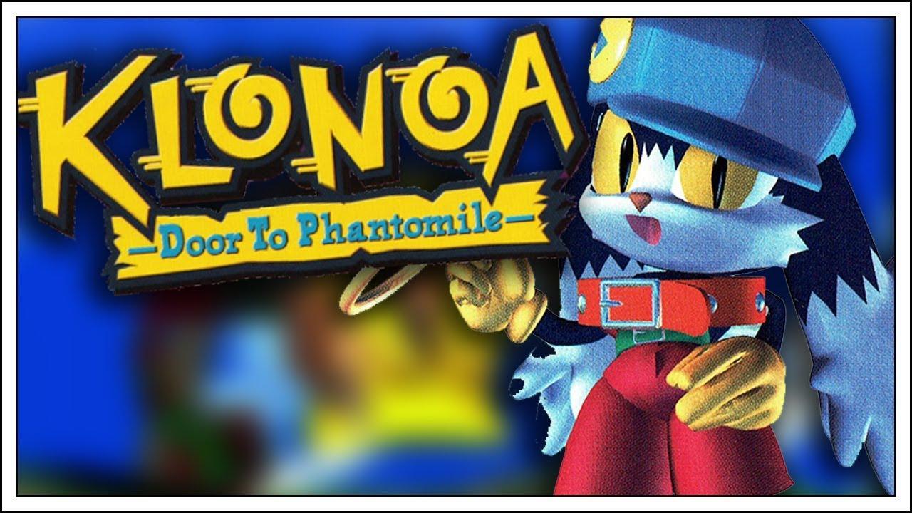 klonoa door to phantomile psx