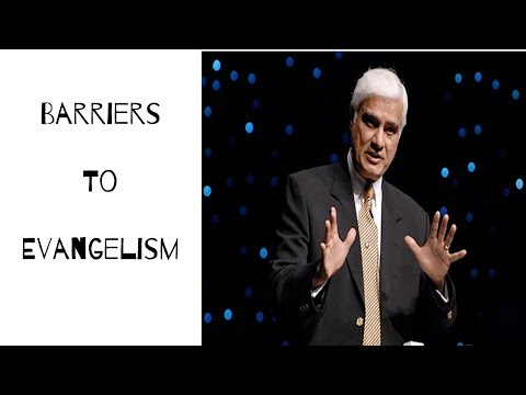 Barriers To Evangelism