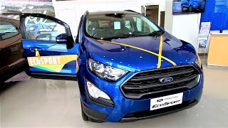 Ford EcoSport 2020?? BS-6 | All Varriants Price List | PR Moto Vlogs