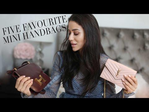 My Favourite Small Designer Bags + Discounts   Tamara Kalinic