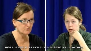 Zöld Út szóbeli nyelvvizsga - részletek (német)