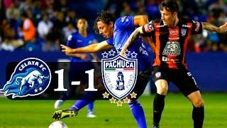 RESUMEN Copa MX: Celaya Vs Pachuca - Ida Llave 1 Grupo 3 Clausura 2016