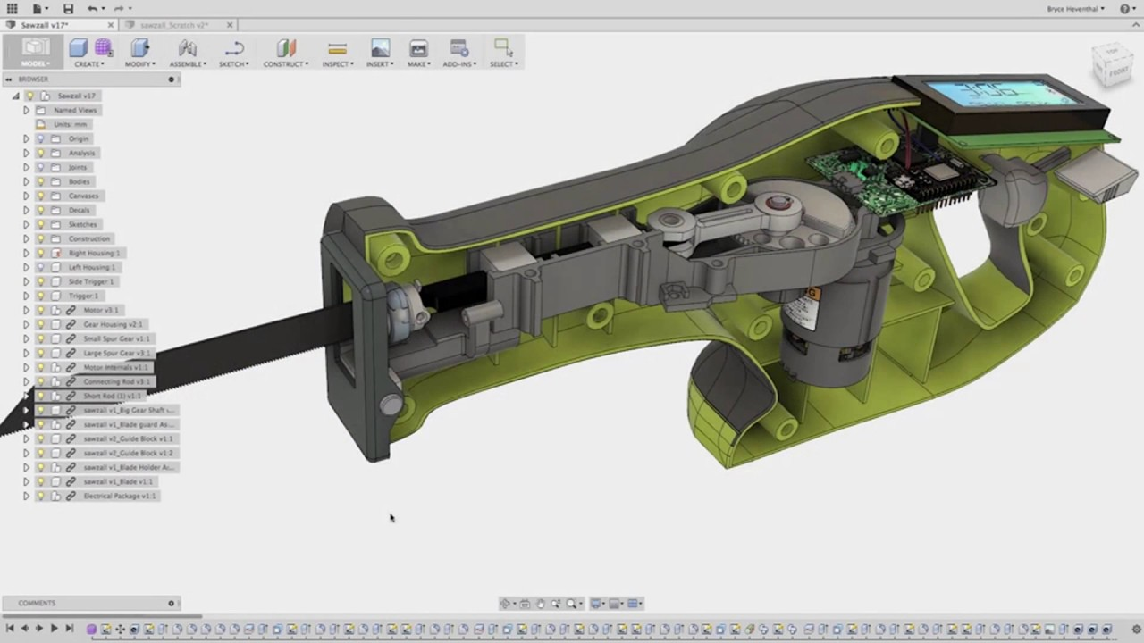 Getting Started With Autodesk Fusion 360 For Solidworks Users Youtube