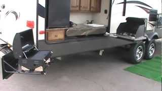 2013 Keystone Sprinter Copper Canyon 324bhs 5th Wheel 3 Slide Bunkhouse