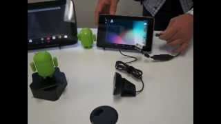 Connecting USB Camera to Android (No Rooting)(This is an Android application to display and record the video from an USB camera which is connected to a smart phone or a tablet device. You do NOT need ..., 2013-03-28T05:49:08.000Z)