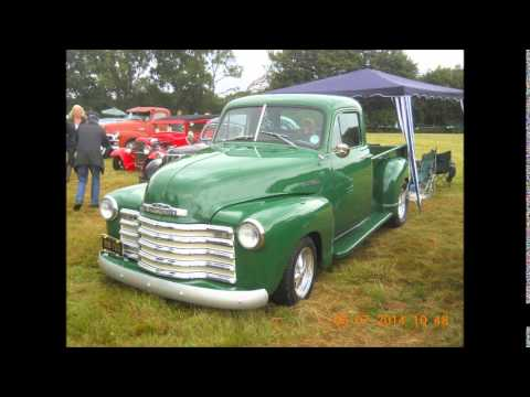 Darling buds of may classic car show Bethersden, Kent 6th July 2014 part 3