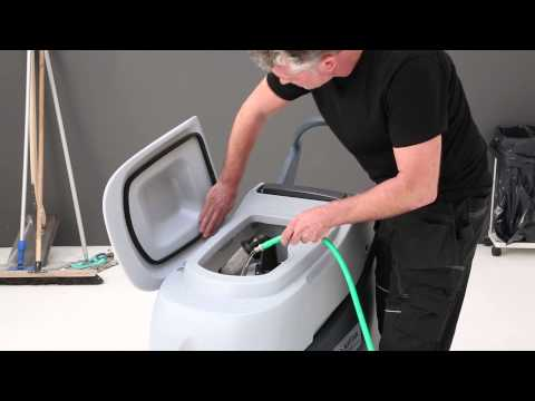Nilfisk SC450 - Maintenance video
