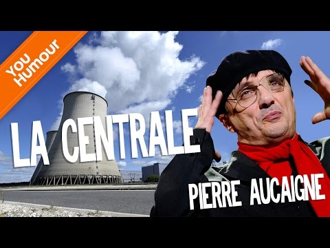 Pierre Aucaigne bosse à la centrale nucléaire