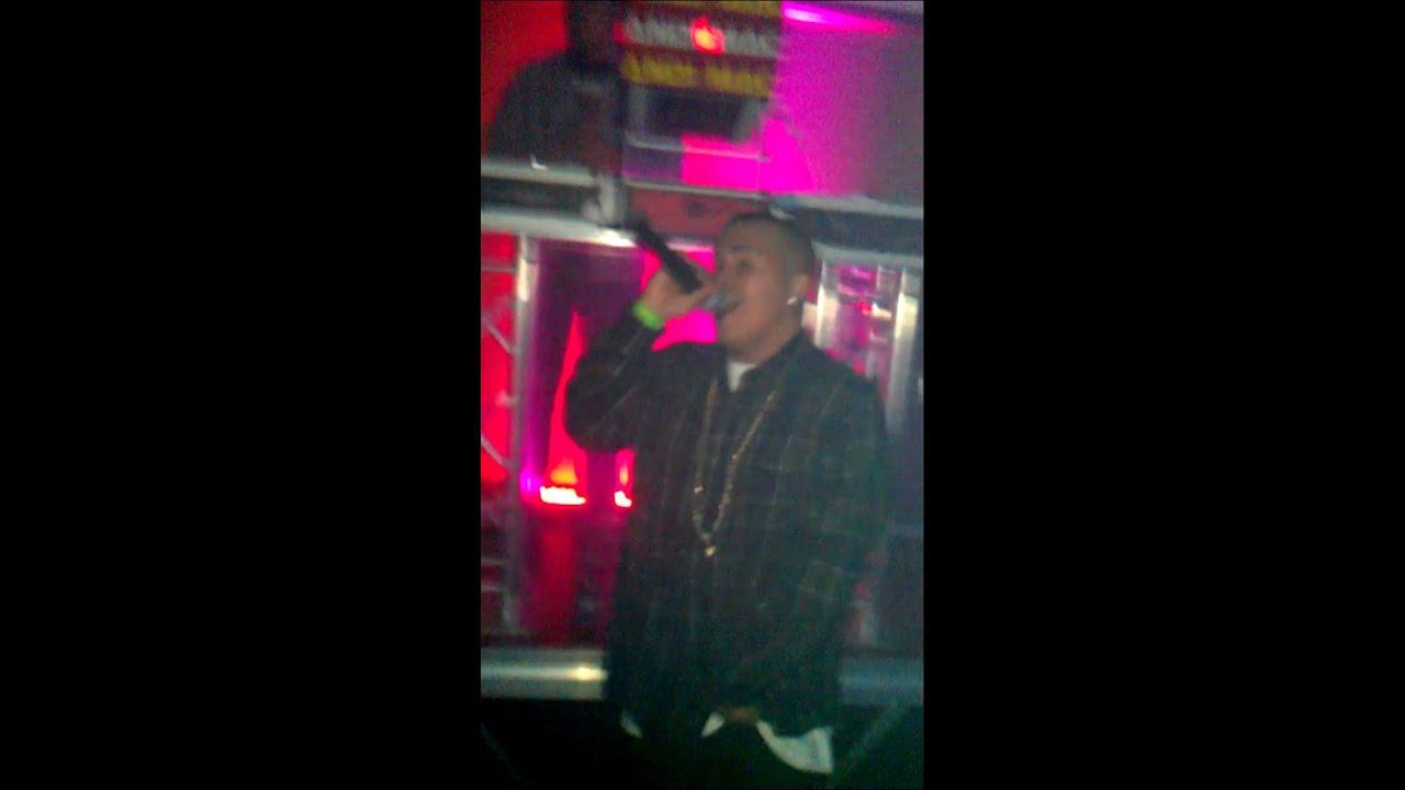 ChuckB club chandelier ~ merced ca 12/01/2012 - YouTube