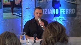 Tiziano Ferro presenta Il Mestiere Della Vita in conferenza stampa