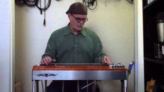 Smoke gets in your eyes C6 PEDAL STEEL-by-Stephen Shelton