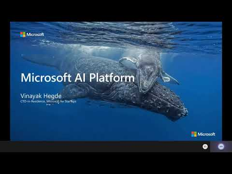 Overview of Azure Artificial Intelligence and Machine Learning