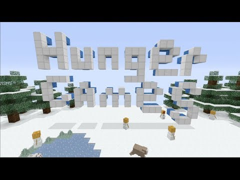 Minecraft: The Hunger Games #3