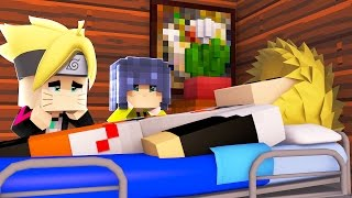Minecraft: BORUTO - A MORTE DO NARUTO #31