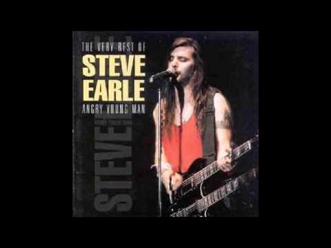 Steve Earle - Angry Young Man: The Best of Steve Earle