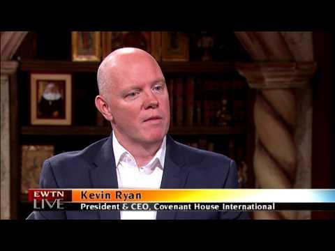 EWTN Live - 2014-6-11 - Kevin Ryan - Covenant House