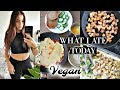What I Eat In A Day (VEGAN) + Starting A New Job! // Life In Israel